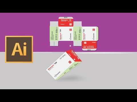 How to learn Graphic design Rabbittlesilly/PACKAGING DESIGN illustration 2/3D Tutorial illustrator