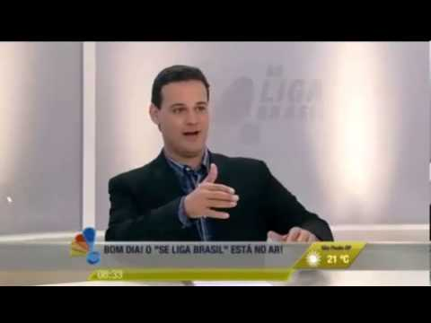 Estréia do ''Se Liga Brasil'' na RedeTV!