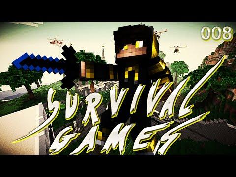Soloda 2'li Takım! PvP Dolu! (Minecraft : Survival Games #8)