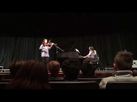 Phantom of the Opera Medley- Violin and...