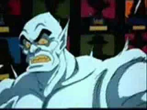 "Batman: TAS - ""Death"" of Clayface"