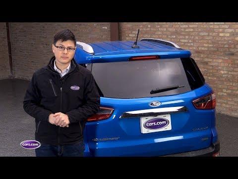 2018 Ford Ecosport Review — Cars.com