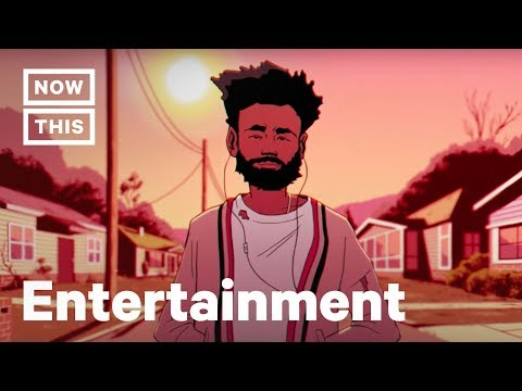 Childish Gambino's 'Feels Like Summer' Music Video Features 58 Cartoon Cameos | NowThis