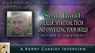 KERRY CASSIDY PROJECT CAMELOT SEAN BOND   VOID Time Prisons, Temporal Dilations Fake Alien Invasion