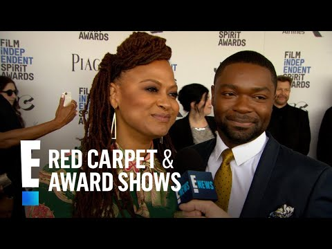 Ava DuVernay Talks Hanging Out With Oprah Winfrey | E! Live from the Red Carpet