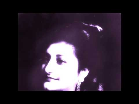 Hagint Vartanian, «Io non amarlo ... Me pellegrina ed orfana», La forza del destino - G. Verdi