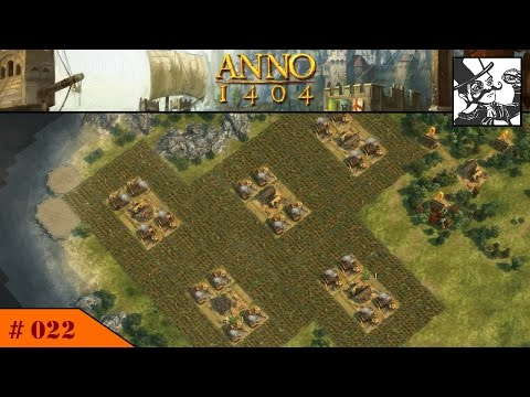 Anno 1404 - Venice: #022 Fighting the resource shortage! (Efficient layouts)