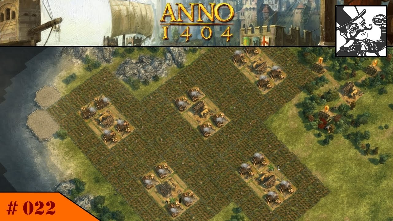 Anno 1404 Efficient Building Layouts.Anno 1404 Venice 022 Fighting The Resource Shortage Efficient