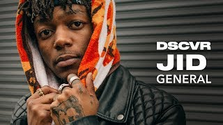 J.I.D - General (Live) - dscvr Artists to Watch 2018