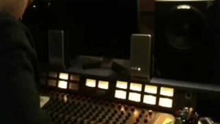 Dave Spencer trio in the studio!