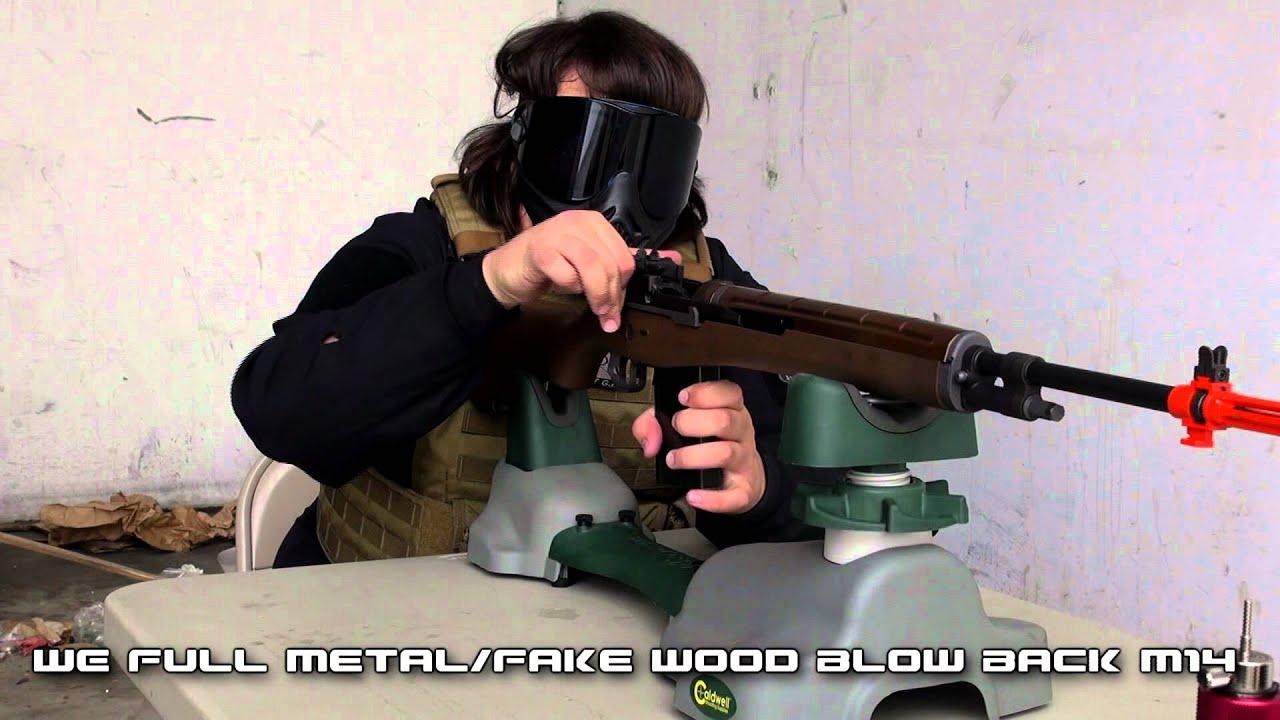 WE Open Bolt FN Herstal SCAR-L MK16 Carbine GBB Airsoft Rifle (Tan)