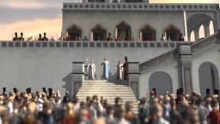 История государства Российского 284 - Царское венчание Феодорово