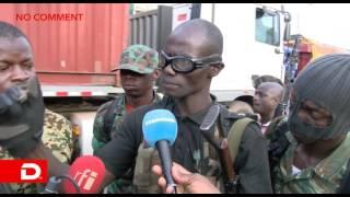 Dans l'actualité / La détermination des mutins de Bouaké