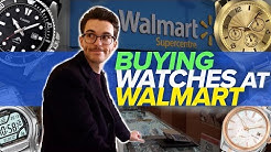 Watch Shopping at Walmart, Target, Kohl