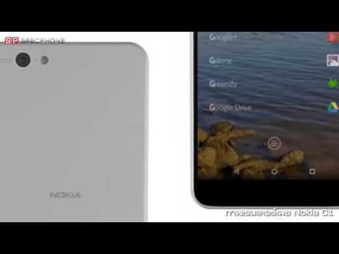 """วันนี้ที่รอคอย....Nokia กลับคืนสู่วงการสมาร์ทโฟนในปี 2016 พร้อมมือถือรุ่นแรกอย่าง """"Nokia C1"""""""