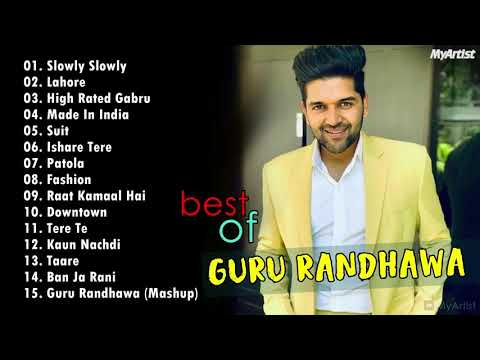 Guru Randhawa Top 20 Hits Songs Best Of Guru Randhawa Bollywood Party Songs / Latest Songs 2019