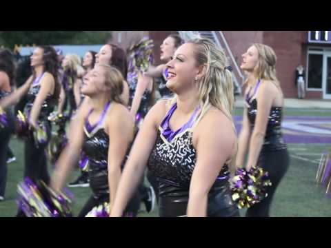2015-2016 Western Carolina University Dance Team: Road to Nationals