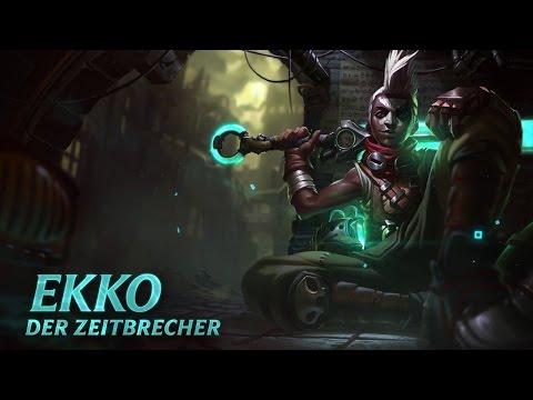 Ekko: Champion Spotlight | League of Legends