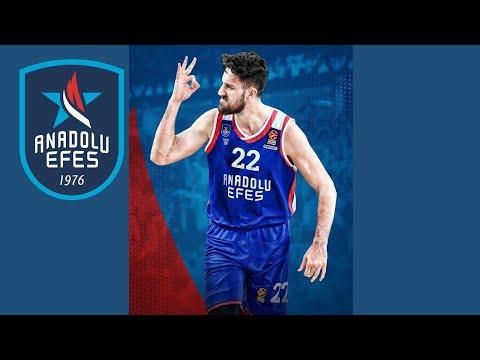 Vasilije Micic ★ Highlights Mix 2018/19 ★ Anadolu EFES