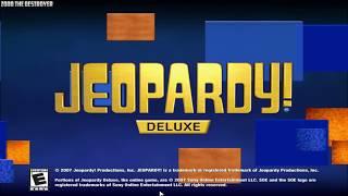 JEOPARDY! Deluxe 1