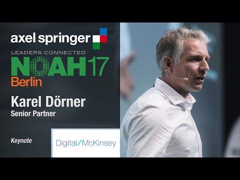 Karel Dörner, Digital McKinsey - NOAH17 Berlin