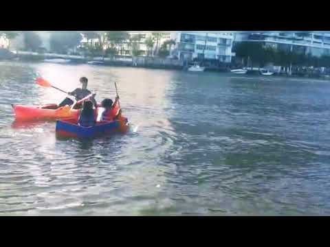 Boat day footage