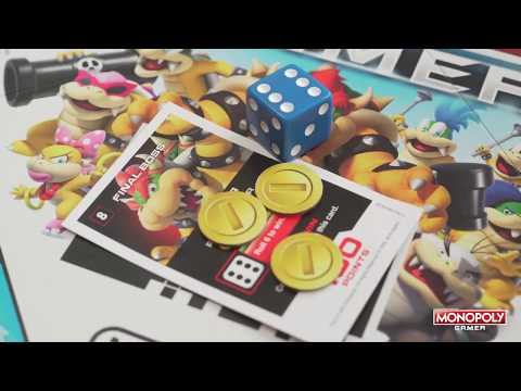 Monopoly Gamer Rules Video