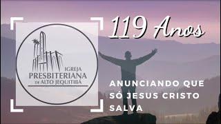 Transmissão ao vivo - Igreja Presbiteriana de Alto Jequitibá - 21/03/2021