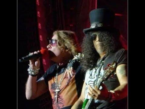 Guns N' Roses Jakarta, Indonesia Full Concert Recap & Photos November 8, 2018