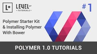 #1 Polymer Starter Kit & Installing Polymer With Bower