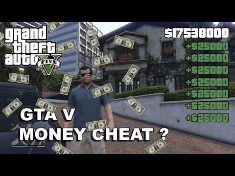 Uang Tak Terbatas (Glitch) GTA V