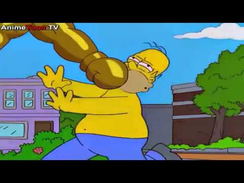 Homer and Owen broke their jaws - YouTube