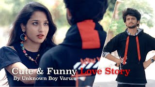 Cute & Romantic Love Story  | SOTY2 | Love Story by Unknown Boy Varun