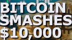 Bitcoin Price Soars, Coinbase Crashes, OmiseGo + Tether & Bitcoin True Value