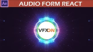 After Effects Form Audio React Tutorial