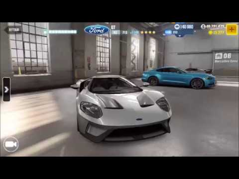 Csr  Ford Gt Tune And Shift Pattern Prestige Cup Info