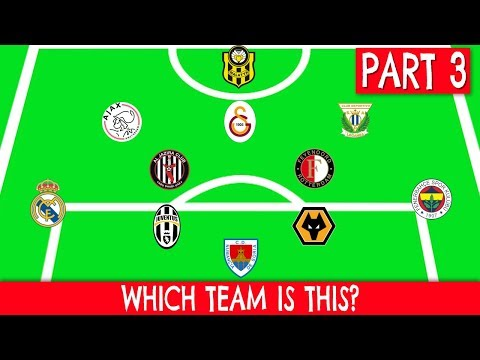 Which World Cup Team is This?(Part 3) | Football Quiz