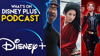 Will Universal's AMC Theatre Deal Impact Future Disney Releases? | What's On Disney Plus Podcast #91