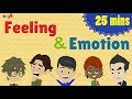 Feeling and Emotion  for kids| How to manage emotion