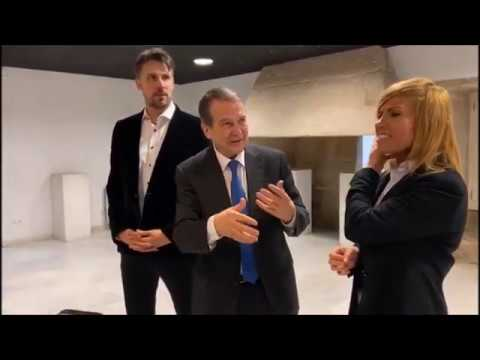 """El cameo de Abel Caballero en la película """"Cautivo"""""""