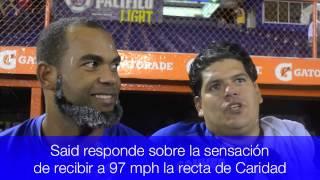 """E. CARIDAD & S. GUTIERREZ"" MVP'S [21/Nov vs. Cañeros]"