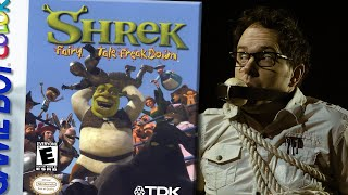 Shrek: Fairy Tale Freakdown (GBC) - Angry Video Game Nerd (AVGN)