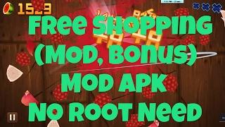 Fruit Ninja Free MOD APK (MOD, Bonus)DOWNLOAD LINK IN THE DESCRIPTION