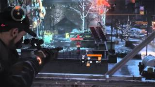 The Division: I will find you and kill you!