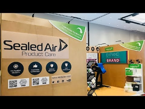 Sealed Air at the Retail Fulfillment Summit 2018, Australia
