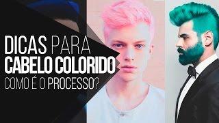 Dicas para CABELO COLORIDO (feat. Kahbak) - #MMresponde #04