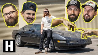 The Worst Handshake Ever For a C4 Corvette, Burnout Kings, and More