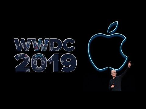 Презентация Apple WWDC 2019 за 3 минуты