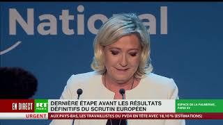 Marine Le Pen : Macron «n'a d'autre choix, au minimum, que de dissoudre l'Assemblée Nationale»