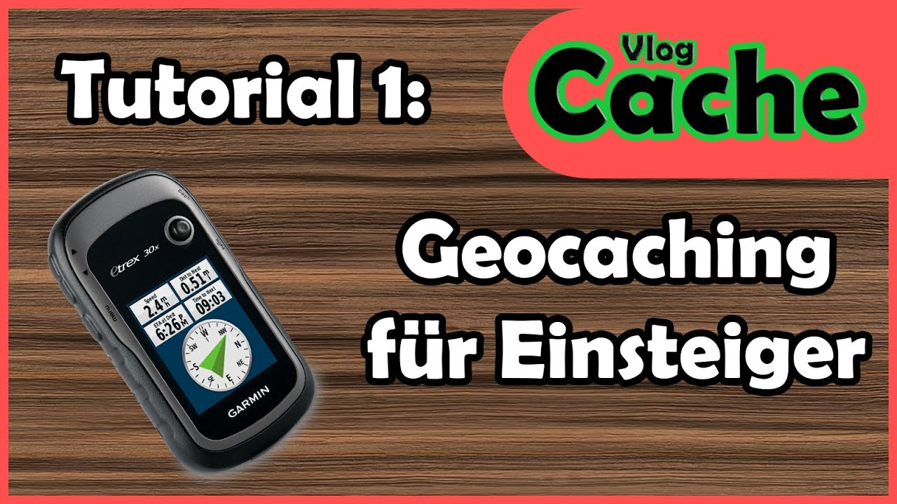 geocaching f r einsteiger vlogcache tutorial youtube. Black Bedroom Furniture Sets. Home Design Ideas